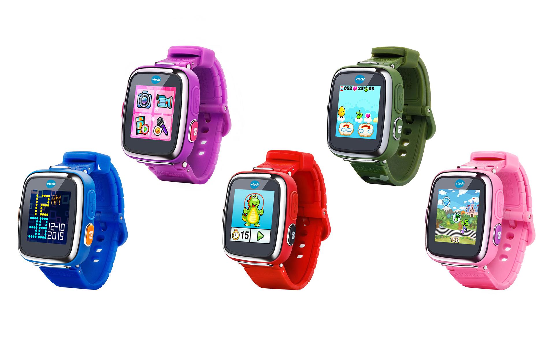 Vtech Kidizoom Smart Watch Plus Review Multi Function