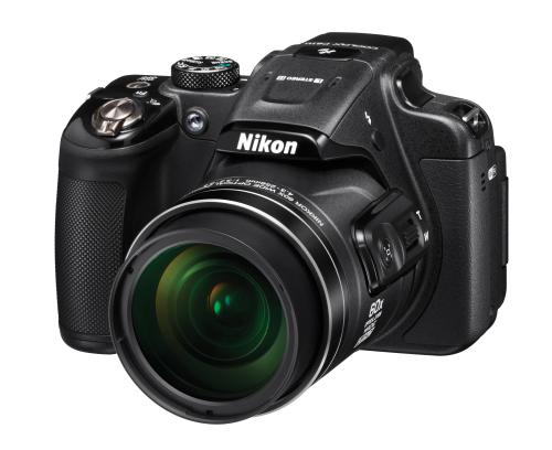 Nikon Coolpix P610 Digital Camera Review