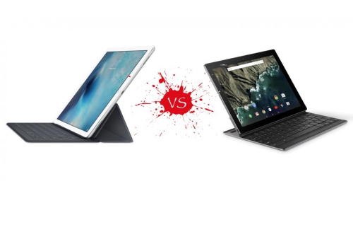 iPad Pro vs Pixel C: 2015's Wannabe Surface-Killers RISE