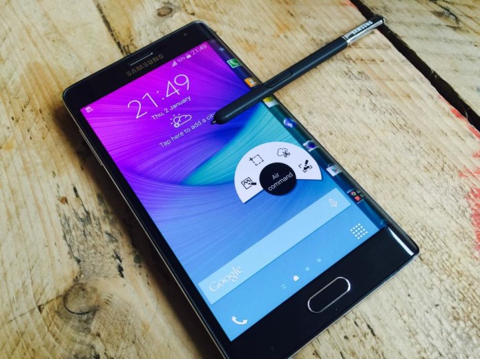 Samsung Galaxy Note EDGE Review: The Phone That Started It ALL
