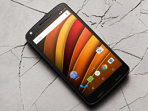 Moto X Force review: Motorola's new flagship Android phone with a shatterproof screen