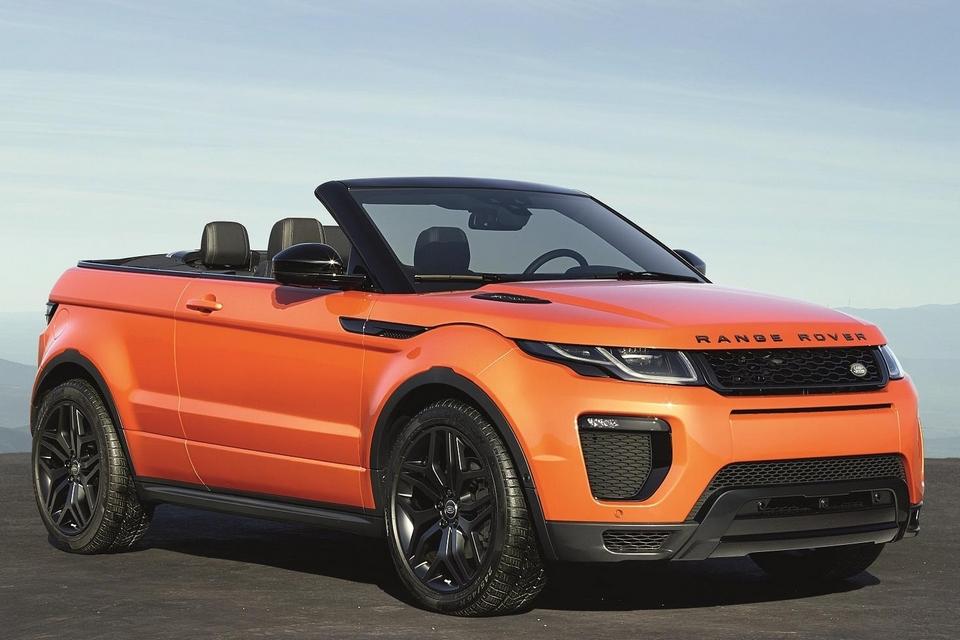 Range Rover Evoque Convertible 1