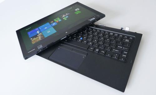 Toshiba Portege Z20T Review