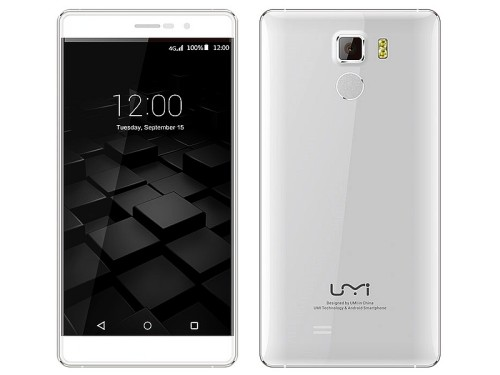 UMI Fair review: One of the best sub-£100/$150 smartphones you'll find, with a metal frame, fingerprint scanner and dual-SIM 4G LTE