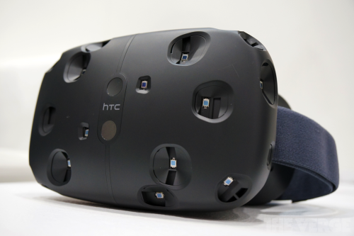 HTC Vive Rreview