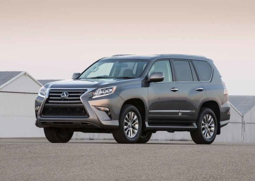 2016 Lexus GX 460 review : A Luxury SUV You Can Take Off-Road