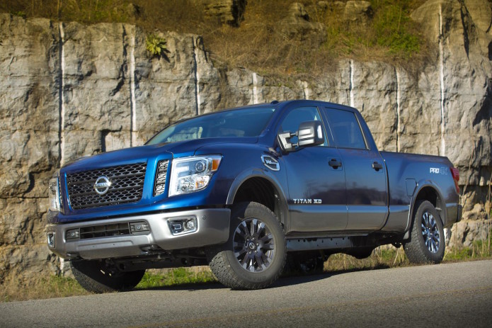 Nissan Talks Titan 5.6L Endurance V8 Gas Engine
