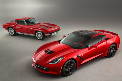 Corvette E-Ray trademark tips electric Stingray