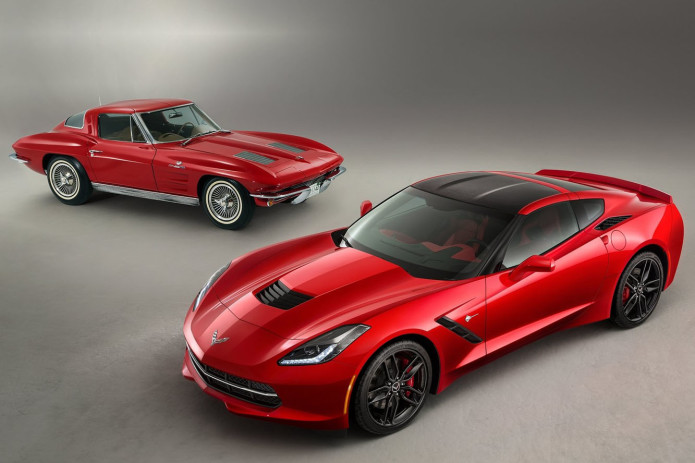 Corvette E-Ray trademark tips electric Stingray