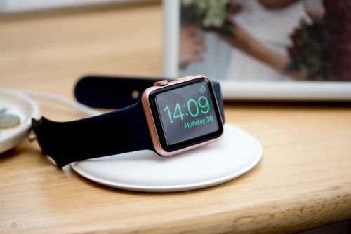 Apple Watch Magnetic Charging Dock review – First Impressions : Charging time?