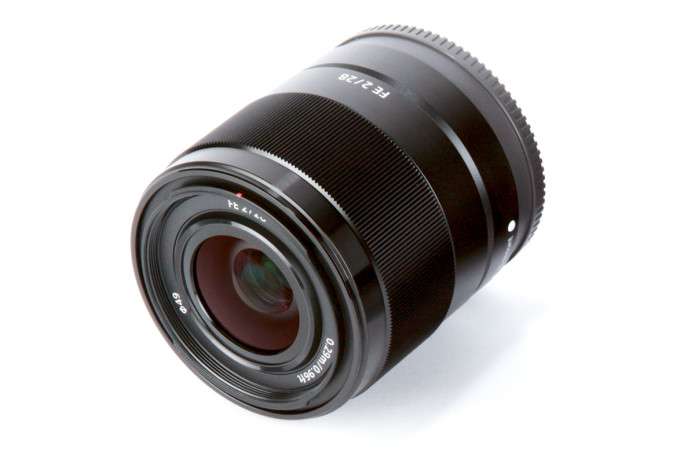 Sony FE 28mm f/2 Review