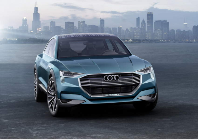 Fresh Audi Q5 and Q2 crossovers set for unveil in 2016