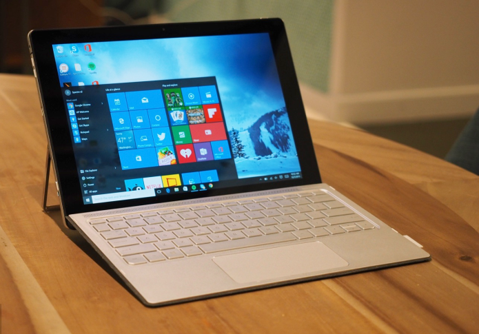 HP Spectre x2 review: A less expensive Surface rival