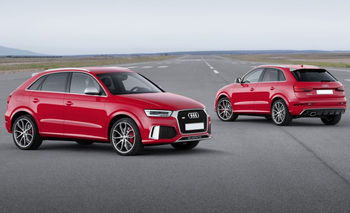 Audi RS Q3 review : One of the fastest small SUVs you can buy