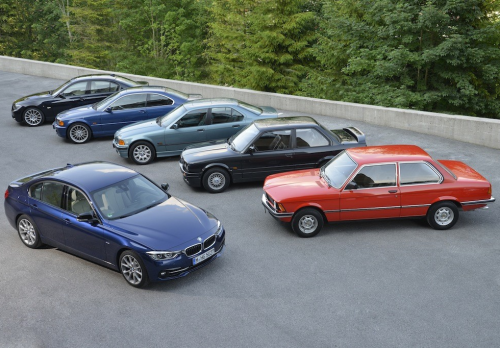 The 3 Series at 40: A Look Back at BMW's Signature Car