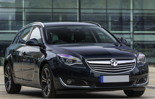 Vauxhall Insignia Sports Tourer review : Diesel engines are the best choice for this big estate