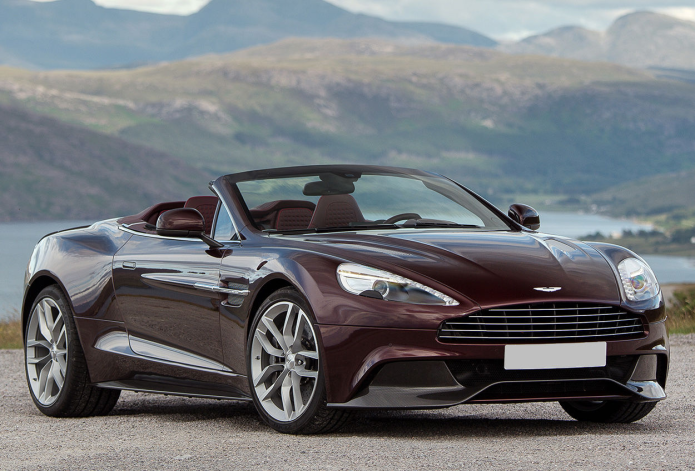 Aston Martin Vanquish review : A British alternative to a Ferrari