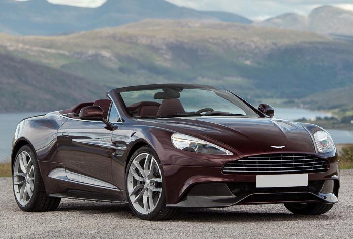 Aston Martin Vanquish review : A British alternative to a Ferrari