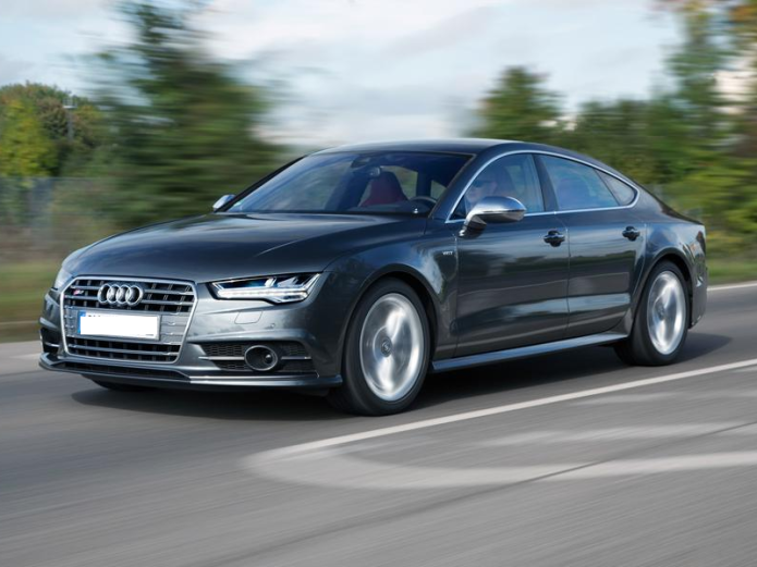 2016 Audi S7 Review