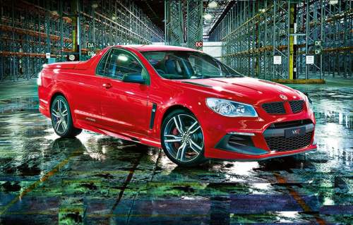 Vauxhall Maloo LSA gets a 536PS blown V8