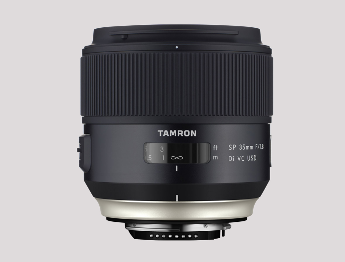 Tamron SP 35mm f/1.8 Di VC USD Review