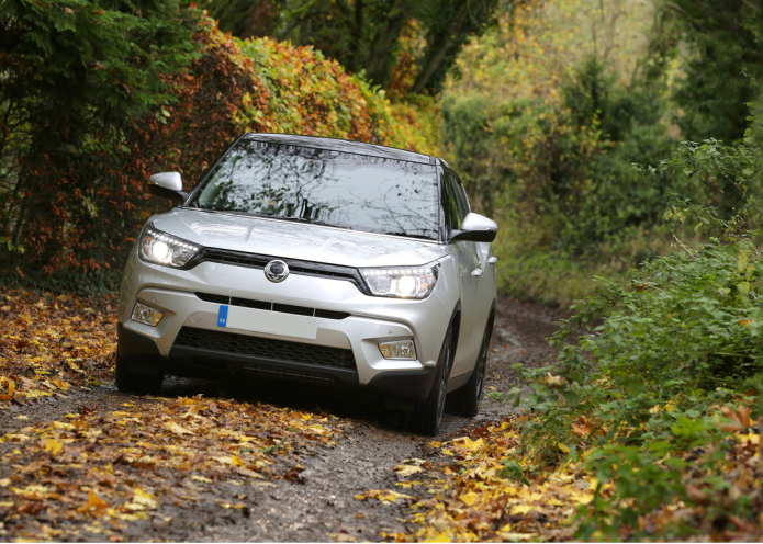 Ssangyong Tivoli review : Mid-size SUV is SsangYong's best car yet