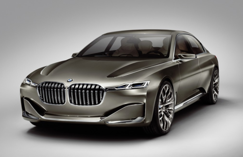 BMW 9 Series and i6 EV tipped for 2020 Tesla headache