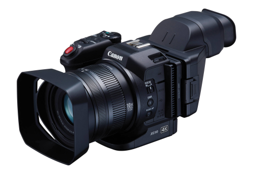 Canon XC10 review