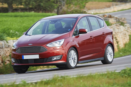 Ford C-Max review : Impressive MPV is fun to drive and practical