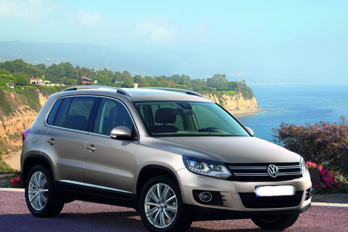 Volkswagen Tiguan review : A superbly built and practical SUV