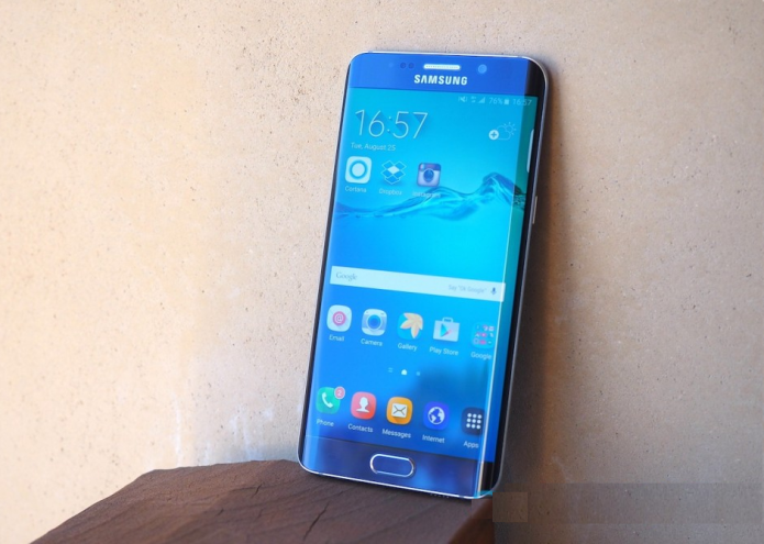 Android 6.0.1 will make the Galaxy S6 edge's edge more useful
