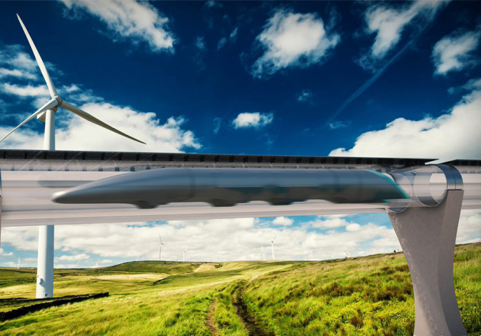 Hyperloop Technologies to start testing in Vegas Q1 2016