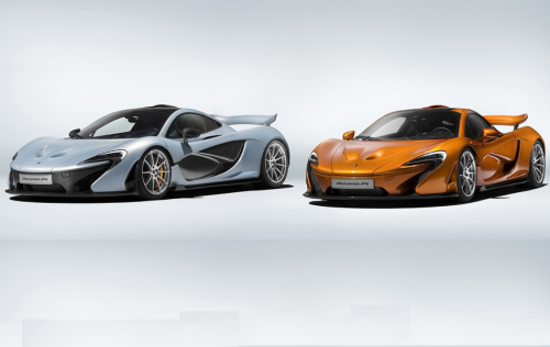 McLaren P1 production has reached its end