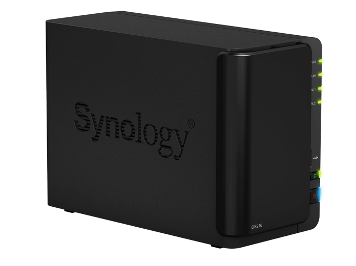 Synology DiskStation DS216 and NVR216 now available