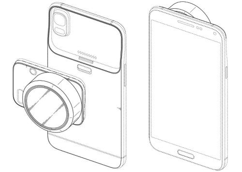 Samsung Galaxy S7 Duo Pixel: modular pieces, retro expansion