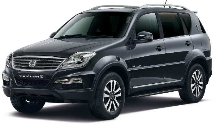 SsangYong Rexton W review : Large SUV is dependable and cheap