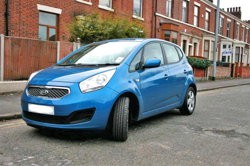 Kia Venga review : Light interior and running costs make for a decent city car