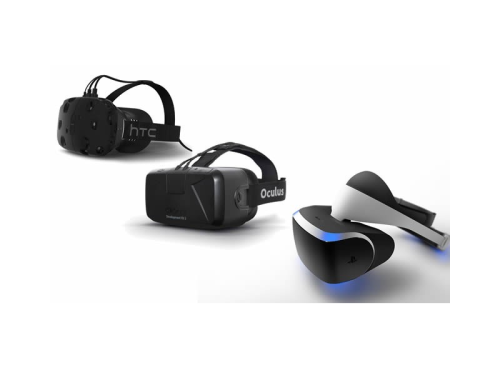 HTC Vive VS Oculus Rift VS PlayStation VR: release date, price, specs and games
