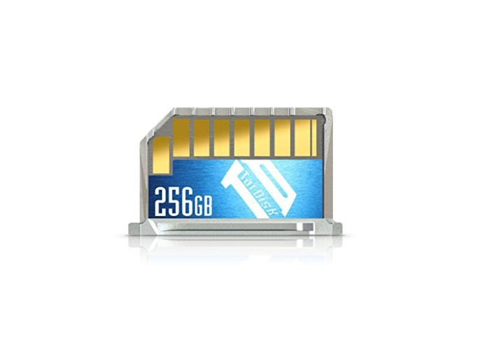 TarDisk Pear 256GB Review