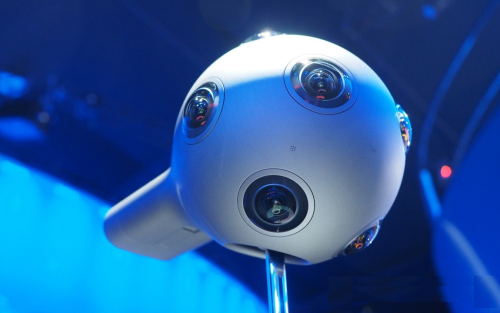 Inside OZO, Nokia's audacious plan for its VR future