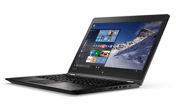 Lenovo ThinkPad P40 Yoga: the first multimode mobile workstation