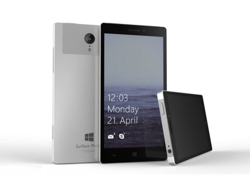 The Surface Phone rumor that refuses to die, coming H2 2016