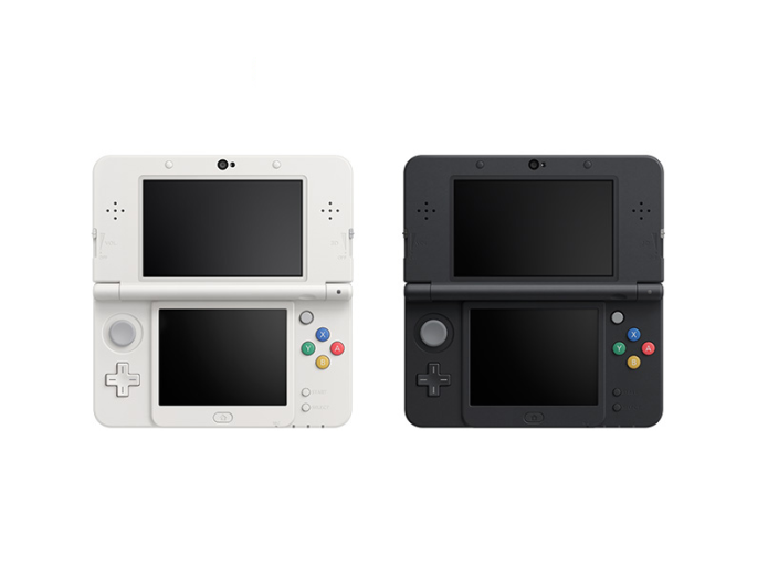 Nintendo video compares New3DS loading times against its predecessor