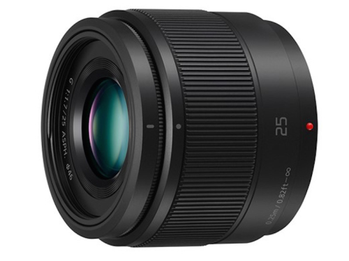 Panasonic Lumix G 25mm f/1.7 ASPH Review