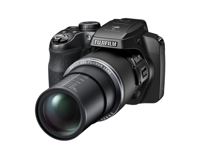 Fujifilm FinePix S9900W Review