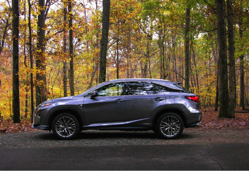 2016 Lexus RX 450 Hybrid review : Is it Worth the Higher Price Tag?