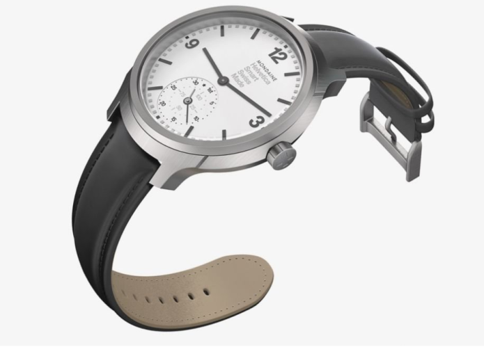 Mondaine Helvetica 1 Smart review: One seriously stylish activity tracker