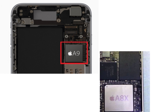Apple A9, A8X top AnTuTu's CPU performance chart