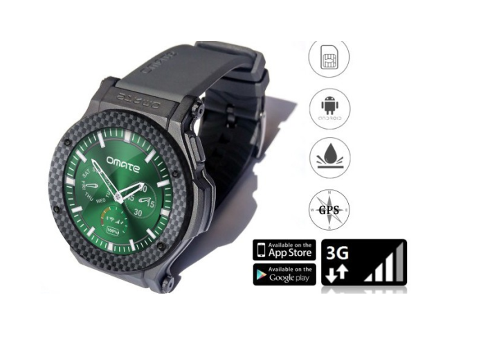 Omate Rise smartwatch time-limited Indiegogo campaign skyrockets