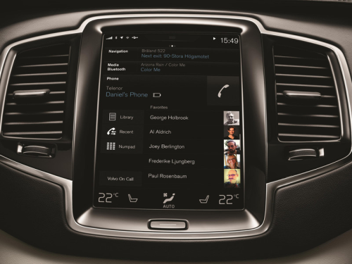 Here's what CarPlay costs on the Volvo XC90